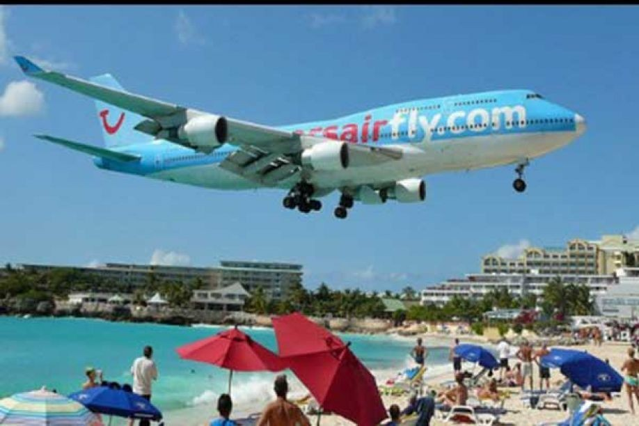 St Maarten Sees Increase In North America Passenger Arrivals