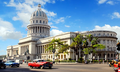 the Department of Transportation approved six U.S. airlines to begin service to select Cuban destinations.
