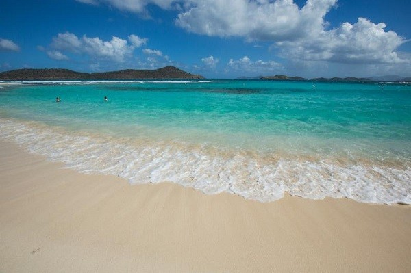 The U.S. Virgin Islands is among the trendiest locations in which to usher in 2019.