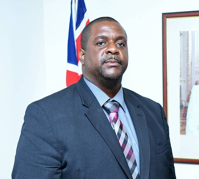 Hon. Andrew A. Fahie, Minister of Tourism