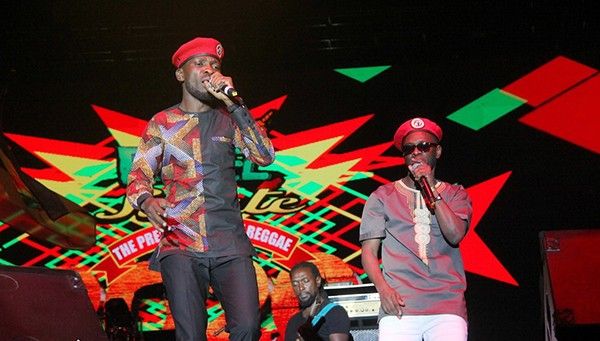 Bobi Wine presses on to victory at Rebel Salute 2020